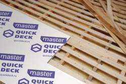 QuickDeck Master 600х2440х22 мм